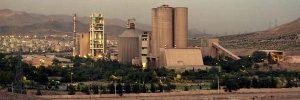 سیستم فوم کارخانه سیمان تهران