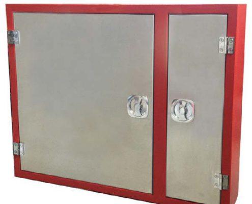 جعبه آتش نشانی آهنی مدل ATC6