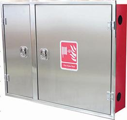 جعبه آتش نشانی استاندارد