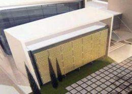 جعبه آتش نشانی سفارت ژاپن