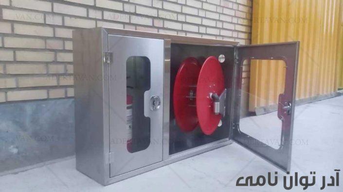 جعبه آتش نشانی مدل ATC8