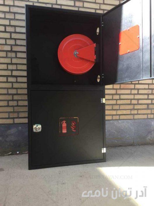 جعبه آتش نشانی مدل Atc9 آدرتوان نامی